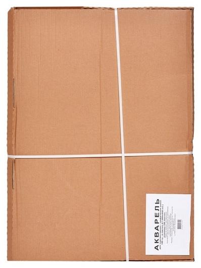 Бумага для акварели в листах Kroyter А1 (600х840мм),1уп.100л,180гр.кр,13041  Kroyter
