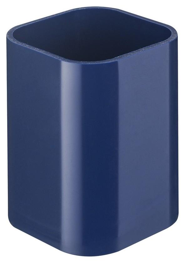 Подставка стакан для ручек Attache, синий  Attache