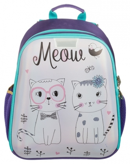 Ранец N1school Meow, экокожа  №1 School