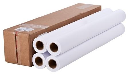 Бумага широкоформатная Promega Engineer 80г 914ммх45м 50,8 мм 4шт/уп  ProMEGA