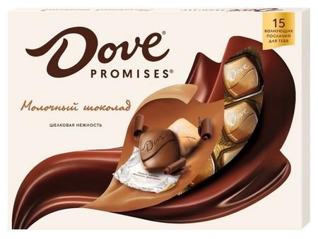 Шоколад Dove Promises молочный 120г Dove