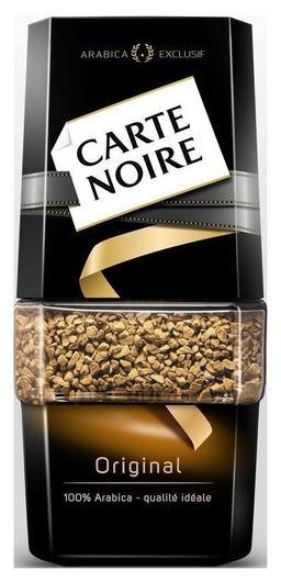 Кофе Carte Noire раств.субл.190г стекло  Carte Noire