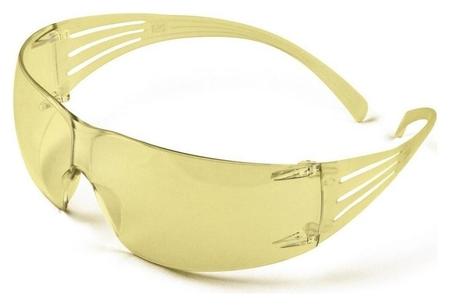 Очки защитные открытые 3М Securefit 200 желтые (Арт произв Sf203af-eu)  3M