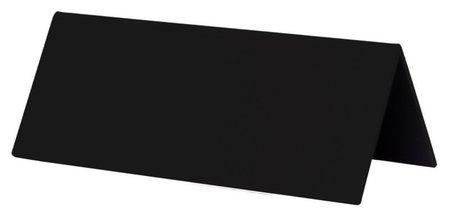 Табличка меловая настольная Attache 210х80мм двусторонняя  Attache