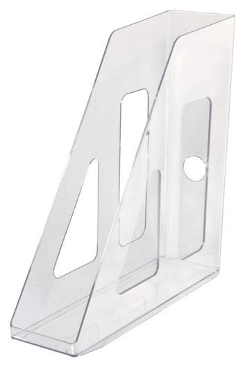 Вертикальный накопитель Attache 70мм прозрачный  Attache
