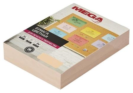 Бумага цветная Promega Jet (А4,80г,персик пастель) пачка 500л  ProMEGA