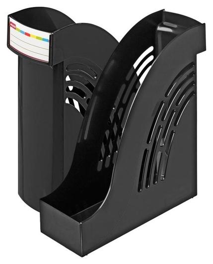 Вертикальный накопитель Attache 95мм черный 2 шт/упк  Attache