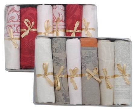 Набор полотенец льняных Лаура 35х50 см  NNB