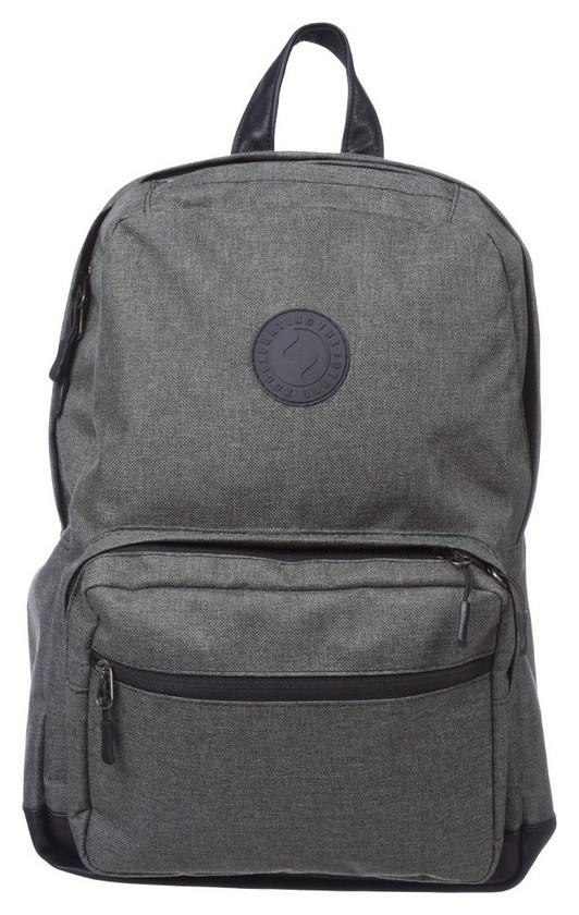 Рюкзак №1school City серый  №1 School
