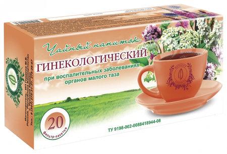Травяной чай «Гинекологический»  Травник Гордеев - Травогор