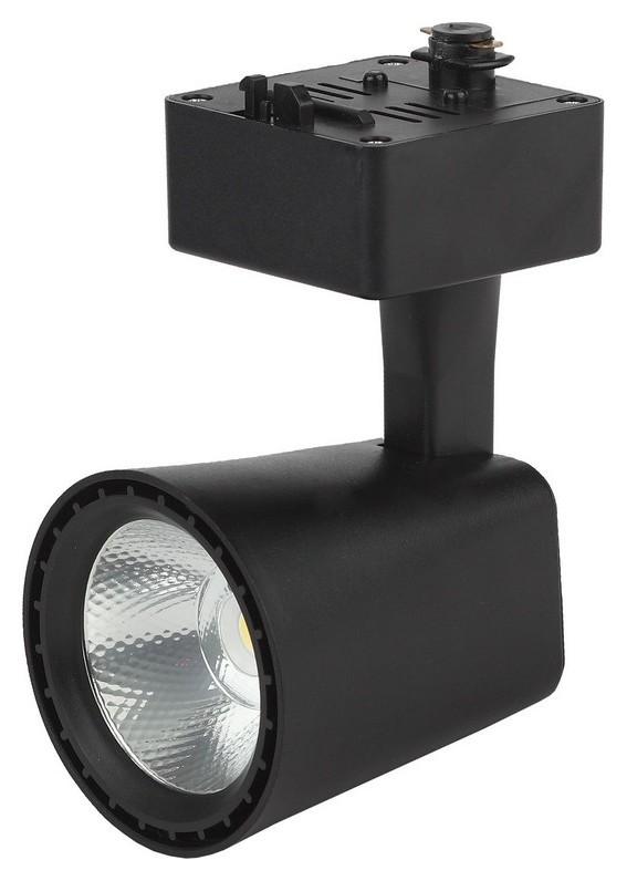 Светильник трековый Эра TR4 - 10 BK 10вт черный COB (TR4 - 10 BK)  Эра