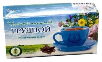 """Травяной чай """"Грудной"""""""