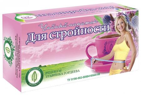 """Травяной чай """"Для стройности""""  Травник Гордеев - Травогор"""
