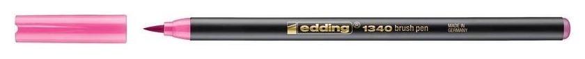 Ручка -кисть для бумаги Edding 1340/9, розовый  Edding