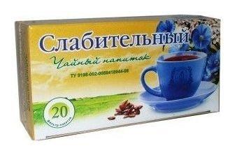 """Травяной чай """"Слабительный"""""""