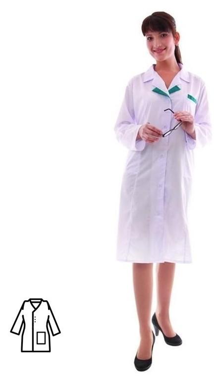 Халат медицинский м01-хл женский (Р.40-42) 170-176  NNB
