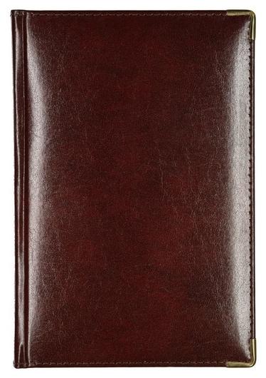 Ежедневник полудатированный коричневый А5 Imperium 3-023/123  Bruno Visconti