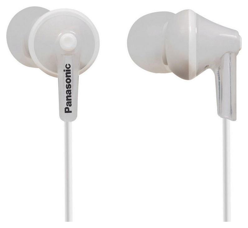 Наушники Panasonic Rp-hje125e-w, White  Panasonic