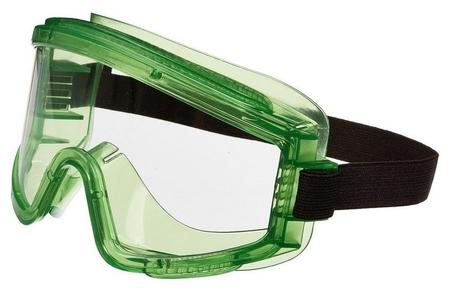 Очки защитные закрытые росомз зн11 Panorama прозрачные (Арт произв 21111)  Росомз