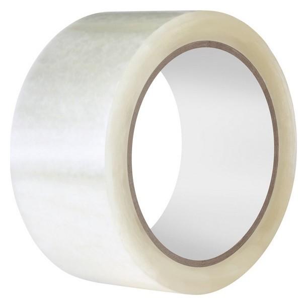 Клейкая лента упаковочная 48x150x40мкм (Прозрачная), 6 шт./уп.  NNB