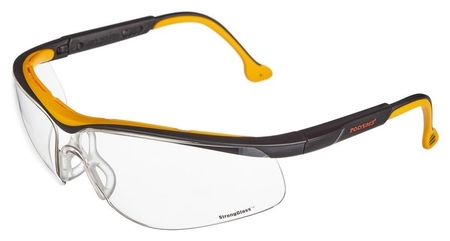 Очки защитные открытые росомз О50 Monaco прозрачные (Артикул произв 15037)  Росомз