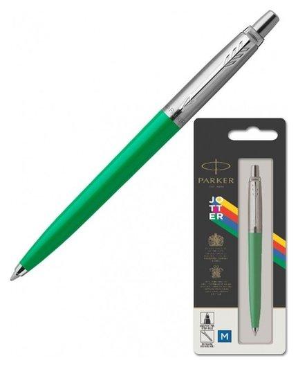 Ручка шариковая Parker Jotter Originals Green син.стерж. блистер 2076058  Parker