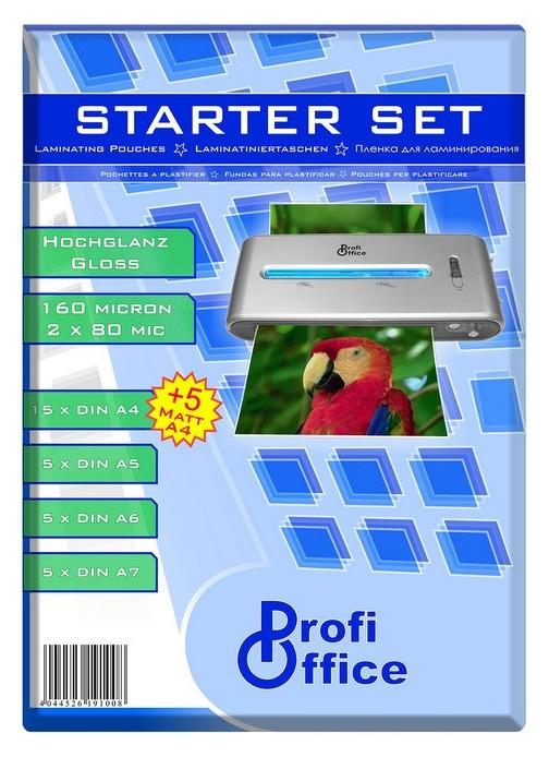 Пленка для ламинирования Profioffice стартовый набор  ProfiOffice