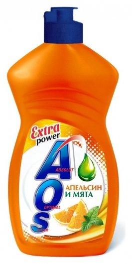 Средство для мытья посуды AOS 450г  Aos
