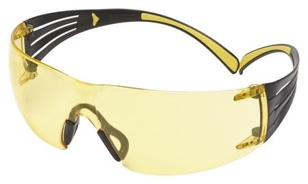 Очки защитные открытые 3М Securefit 403 желтые (Арт произ Sf403sgaf-yel-eu)  3M