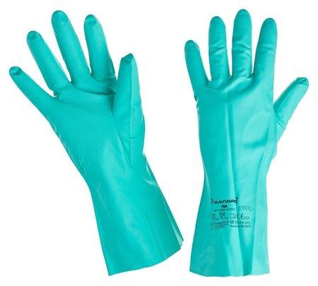 Перчатки защитные нитрил Риф (447513) (р.xl(10) Extra Large)  Ампаро