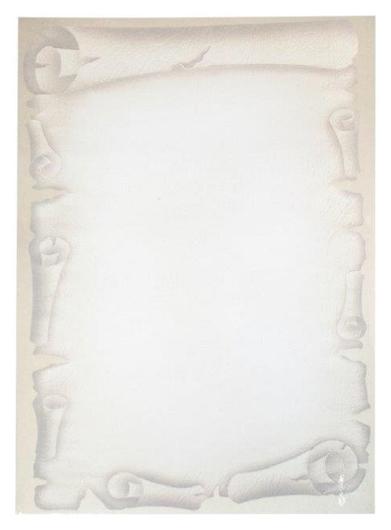 Дизайн-бумага свиток (А4,90г.,уп.20л.)  NNB