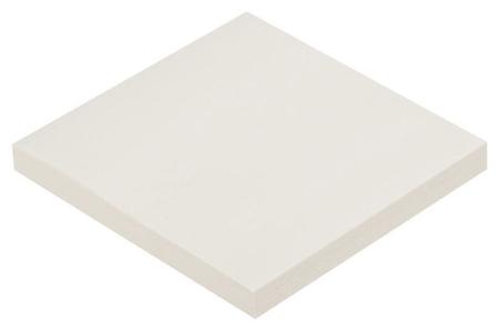 Блок-кубик Attache с клеев.краем 76х76 белый 100л  Attache