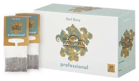 Чай Ahmad Tea Professional Эрл грей, черный, 20пакх5г  Ahmad Tea
