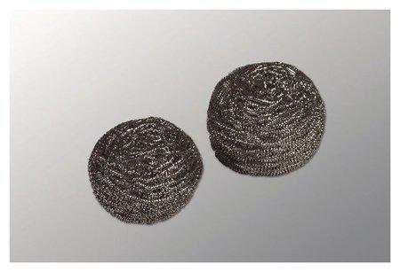 Губка для мытья посуды Inox очищающая спираль 40г, 100200  Vileda