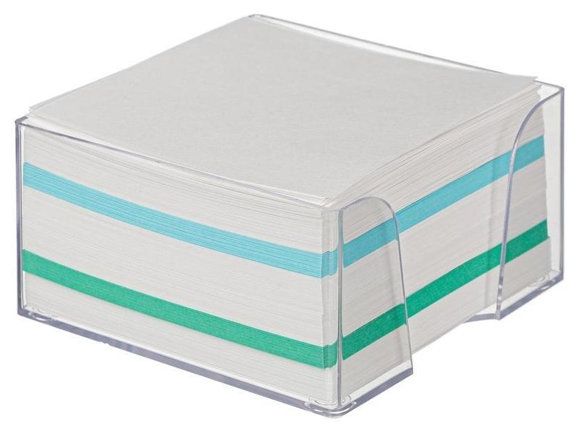 Блок для записей Attache Economy в стакане 9х9х5 цветной 65 гр 92  Attache