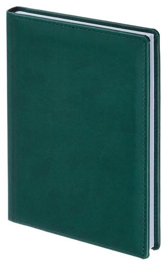 Ежедневник недатированный зеленый,а5,148х218,176л,attache вива  Attache