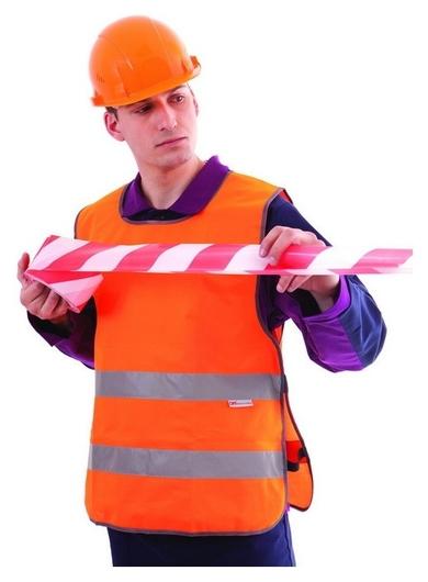 Спец.костюм жилет сигнальный тип5т,цв.оранж.(Р.l-xl/48-54)  NNB