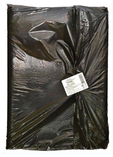 Мешки для мусора ПВД 160л 65мкм 5шт/уп черные 90x120см концепция быта  Концепция быта