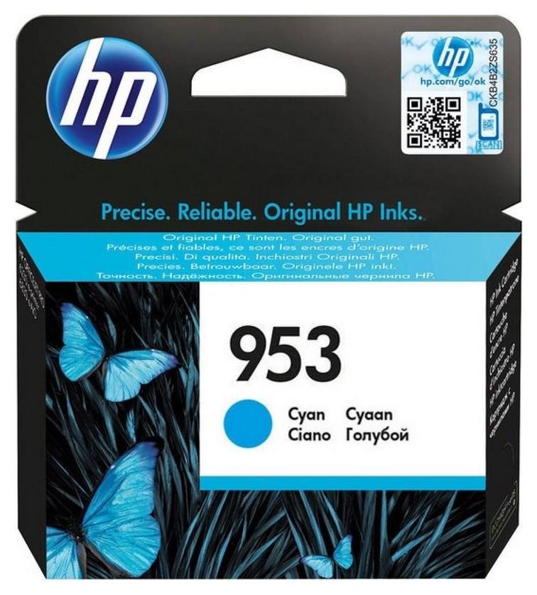 Картридж струйный HP 953 F6u12ae гол. для OJ Pro 8210/8720  Hp
