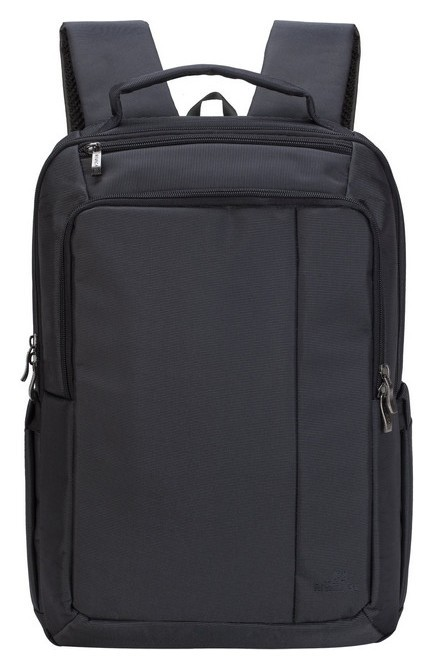 Рюкзак для ноутбука 15.6, Rivacase Central, черный, 8262 Black  RIVACASE