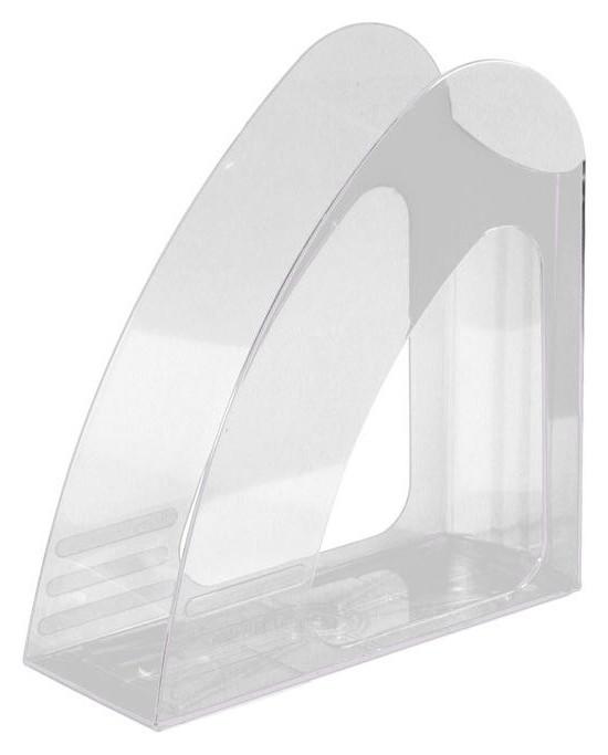 Вертикальный накопитель Attache 90мм прозрачный  Attache