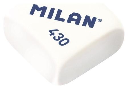 Ластик каучуковый Milan 430, цв. в ассорт  Milan