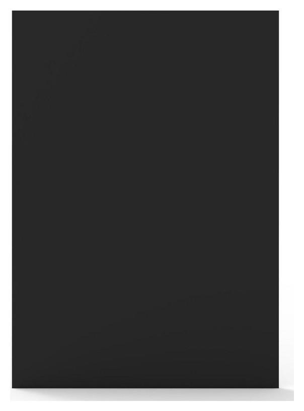 Доска меловая настенная пластиковая Attache А4 21х29,7 см, без рамы, для кафе  Attache