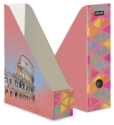 Вертикальный накопитель Attache Selection Travel 75мм 1шт/уп Italy  Attache