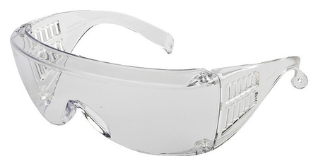 Очки защитные открытые ампаро люцерна прозрачные (Арт произв 210309)  Ампаро