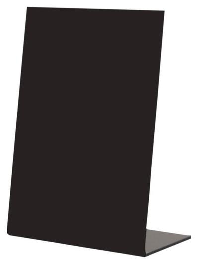 Табличка меловая настольная Attache А5 вертикальная  Attache