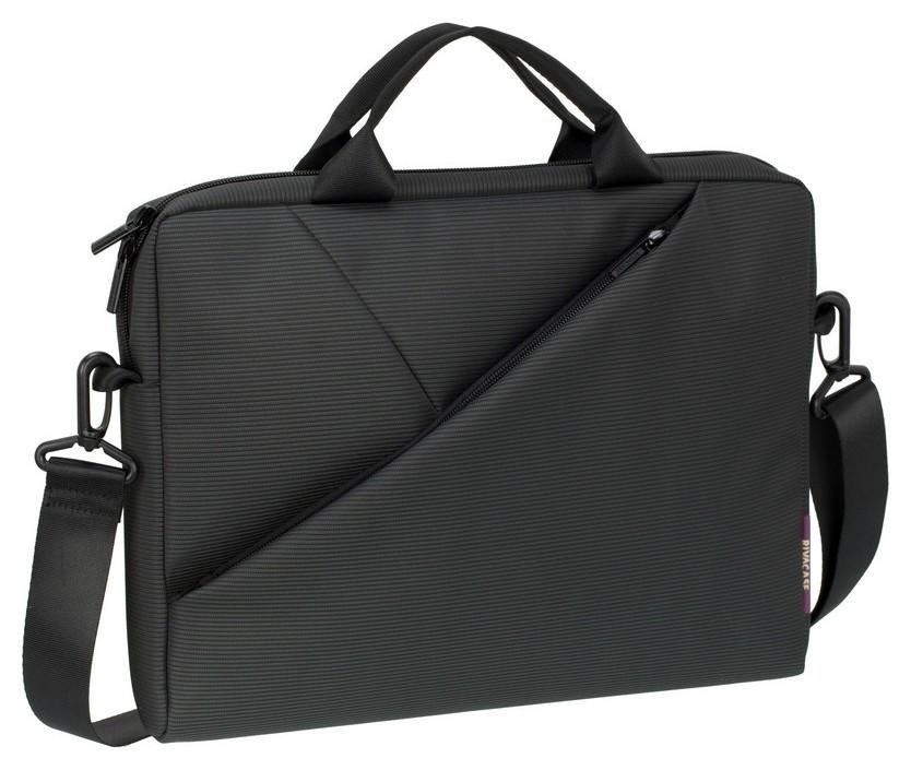 Сумка для ноутбука 13.3, Rivacase Tivoli, серая, 8720 Grey  RIVACASE
