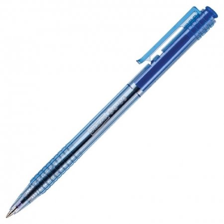 Ручка шариковая Attache Bo-bo 0,5мм автомат.синий россия  Attache