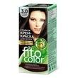 Cтойкая крем-краска для волос «Fitocolor» Тон 3.0 Темный каштан