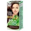 Cтойкая крем-краска для волос «Fitocolor» Тон 4.3 Шоколад